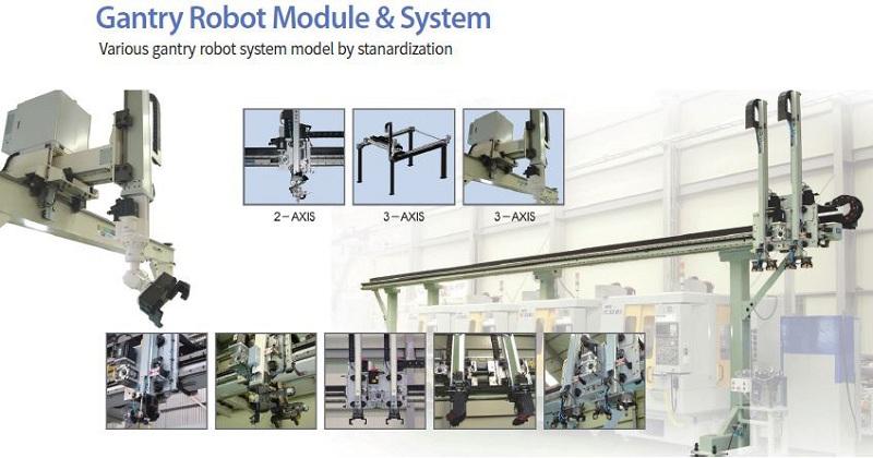 Gantry Robot System | Innovative Technologies (robotics