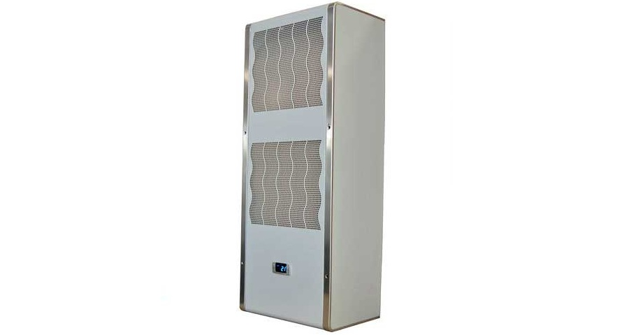 Side Mount Electrical Cabinet Air Conditioner Air