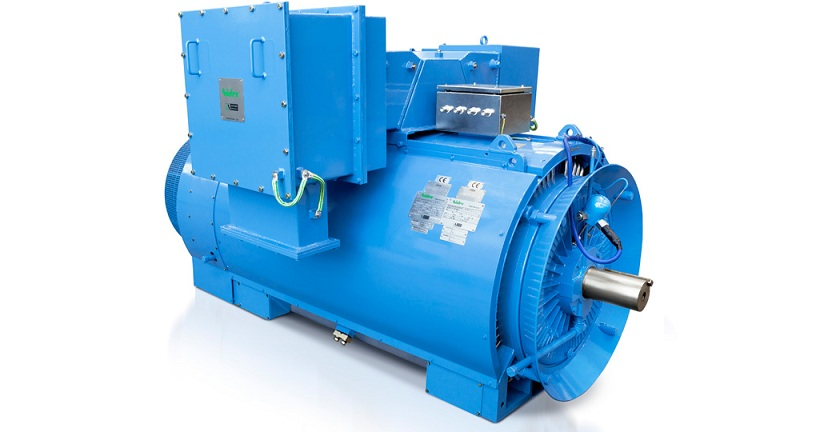 Totally enclosed fan cooled motors caplus air gas for Totally enclosed fan cooled motor